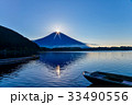 ダイヤモンド富士 田貫湖 富士の写真 33490556