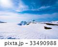 Landscpae in Muro-do,Tateyama Kurobe Alpine Route 33490988
