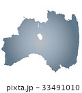 福島県地図 33491010