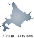 北海道地図 33491060
