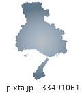 兵庫県地図 33491061