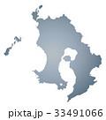 鹿児島県地図1 33491066