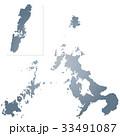 長崎県地図 33491087