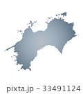 四国全図 33491124