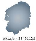 栃木県地図 33491128