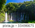 【静岡県】夏の白糸の滝 33496675