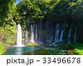 【静岡県】夏の白糸の滝 33496678