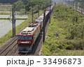 EH500形牽引のコンテナ貨物列車 33496873