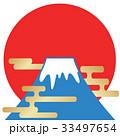 富士山 33497654