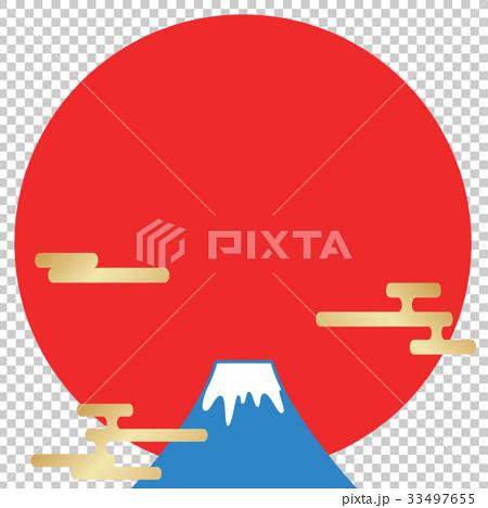 富士山 33497655