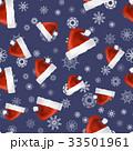 スノーフレーク 帽子 ハットのイラスト 33501961