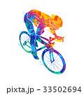 Athlete bike cyclist 33502694