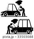 車 自動車 ベクトルのイラスト 33503088