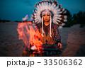 アメリカ原住民 アメリカ アメリカンの写真 33506362