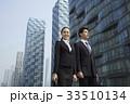 都市 都会 ビジネスマンの写真 33510134