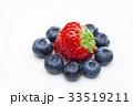 フルーツ ブルーベリー 果実の写真 33519211