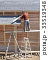 家づくり 建設現場 人物の写真 33519348