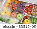 冷蔵庫の野菜室 33519405