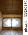 和室と飾り窓 33520380