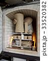 ガス窯と陶芸作品 33520382