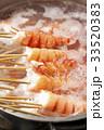 寿司ネタ海老調理 33520383