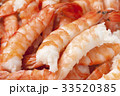 寿司ネタの海老調理 33520385