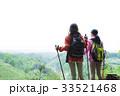 登山 女性 山ガールの写真 33521468