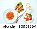 食べ物 イタリアン パスタの写真 33526996