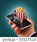 スマートフォン ムービー 映画のイラスト 33527518