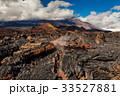 溶岩 火山 カムチャツカの写真 33527881