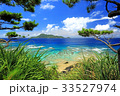 沖縄 慶良間諸島 俯瞰の写真 33527974
