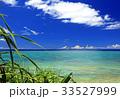 沖縄 読谷村 海の写真 33527999