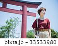 女性 旅行 鎌倉 ショートトリップ 散策 散歩 一人旅 33533980