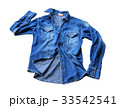 シャツ Yシャツ デニムの写真 33542541