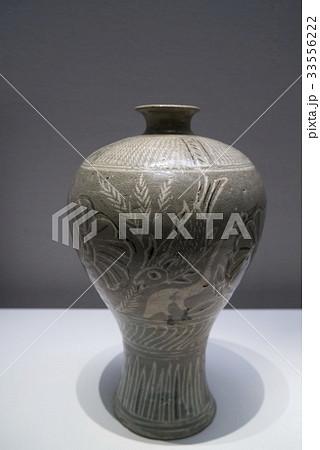 セラミックス 粉青沙器 ソウルの写真素材 [33556222] - PIXTA