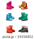 Autumn and winter boots 33556852