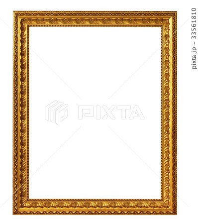 antique golden frame 33561810