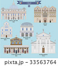 Famous Places in Italy 33563764