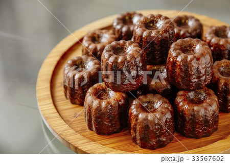Canele chocolateの写真素材 [33567602] - PIXTA