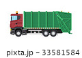 Truck for assembling and transportation garbage. 33581584