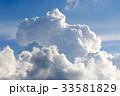 積乱雲 33581829