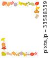 紅葉 秋 葉のイラスト 33588339
