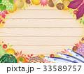 秋 味覚 旬 食 紅葉 33589757