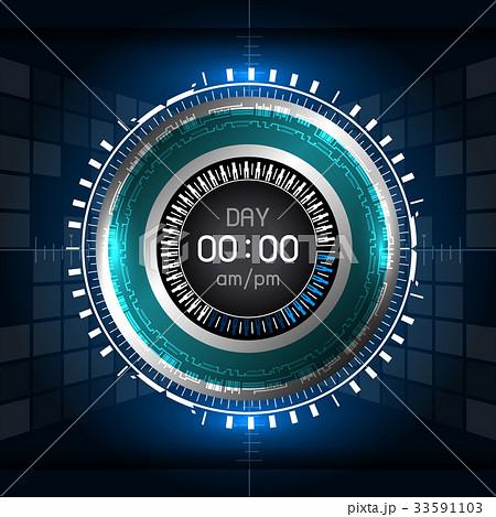 cyber timer technology 33591103