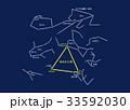 冬の大三角 33592030