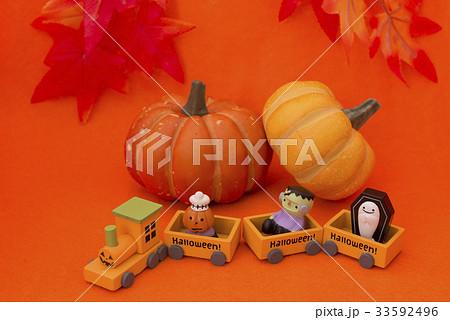 ハロウィンのオブジェ 33592496