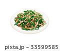 中華料理 肉料理 炒め物のイラスト 33599585