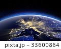 ヨーロッパ 欧州 地球のイラスト 33600864
