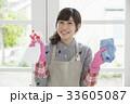 拭き掃除 家事 主婦 33605087