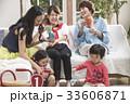ママ友 団らん 笑顔 33606871